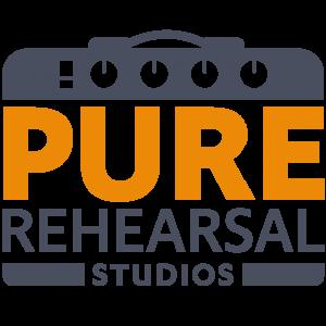 Pure rehearsal logo