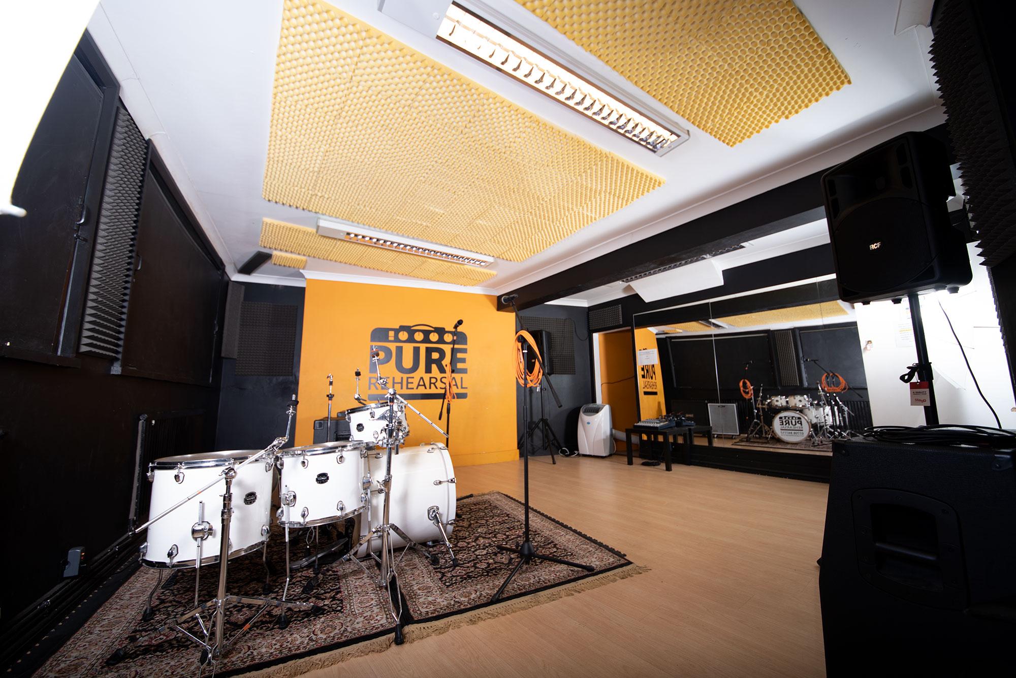 Pure Rehearsal Southampton Room 1